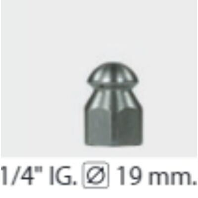 Csatornatisztító fej ipari gépekhez( 1E-3H)